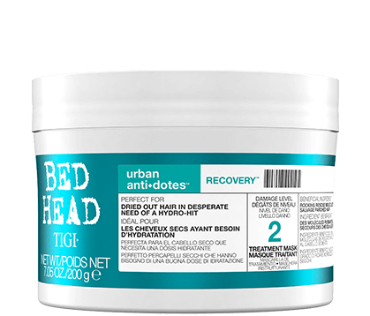 TIGI BED HEAD URBAN ANTIDOTES LEVEL 2 RECOVERY TREATMENT MASK 200ml