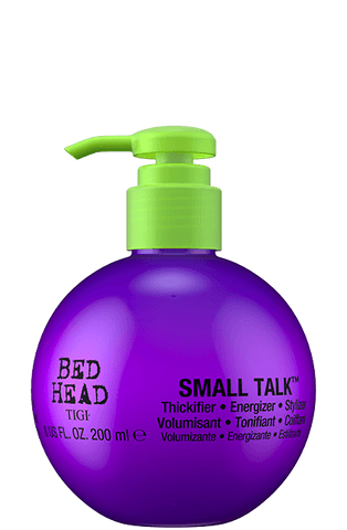 TIGI BED HEAD SMALL TALK VOLUMIZING CREAM 240ml