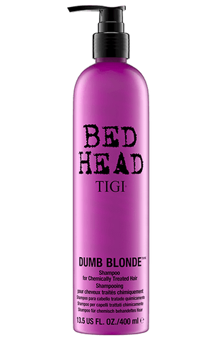 TIGI BED Hoved DUMB BLONDE SHAMPOO 400ml