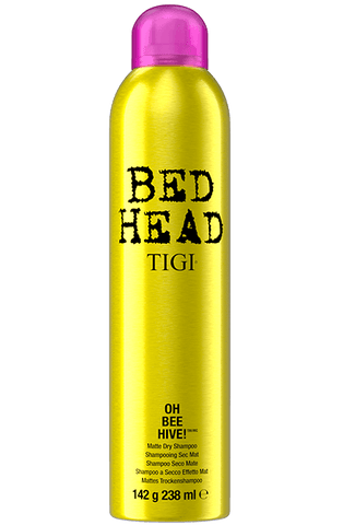 TIGI BED HEAD OH BEE HIVE MATTE DRY SHAMPOO 238ml