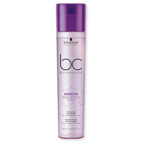 SCHWARZKOPF BC Keratin Smooth Perfect Shampoo 250ml