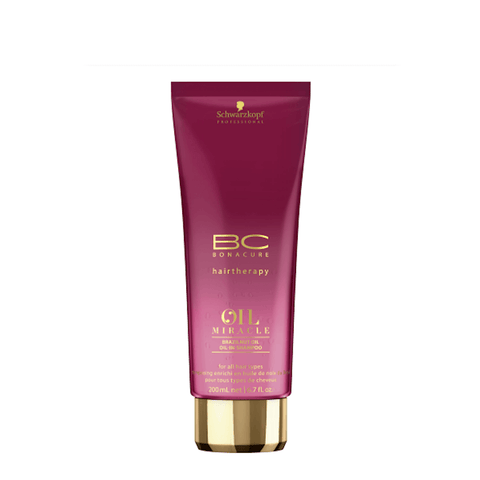 SCHWARZKOPF BC OIL MIRACLE BRAZILNUT SHAMPOO 200ML
