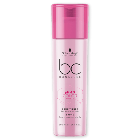 SCHWARZKOPF BC PH 4.5 Color Freeze Condicionador 200ml