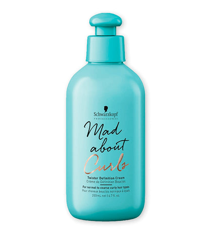 Krema Schwarzkopf Mad About Curls Definition 200ml
