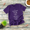 I work Hard So My Cat Version T-shirt
