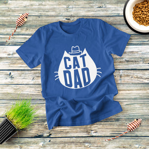 Cat Dad T-shirt