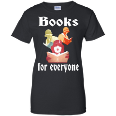 Perfect Books for everyone Ladies shirt