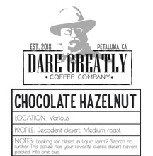 Load image into Gallery viewer, Chocolate Hazelnut