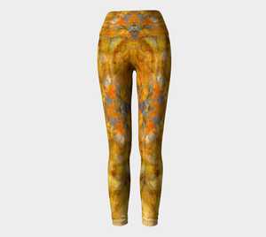 Phototapestry No. 43: Yoga Leggings