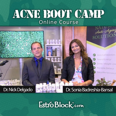 Acne Boot Camp - EstroBlock