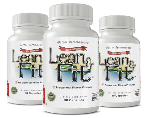 Lean & Fit New Formula