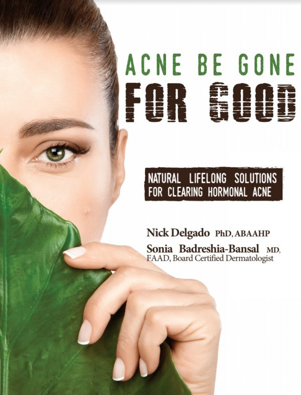 Acne Be Gone for Good - eBook - EstroBlock