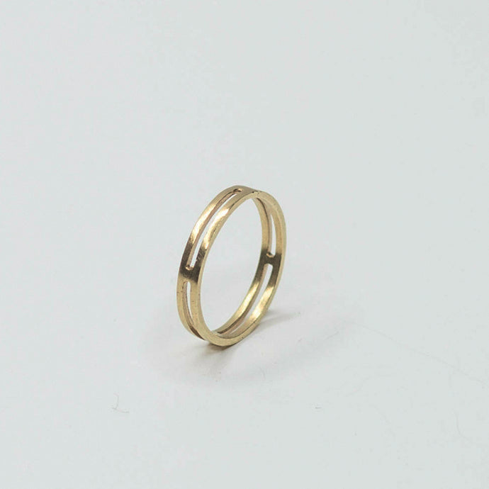 Single / Not Married Golden Ring