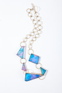 Iridiscencias Necklace_by order