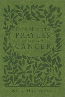 Books One-minute Prayers for Those With Cancer