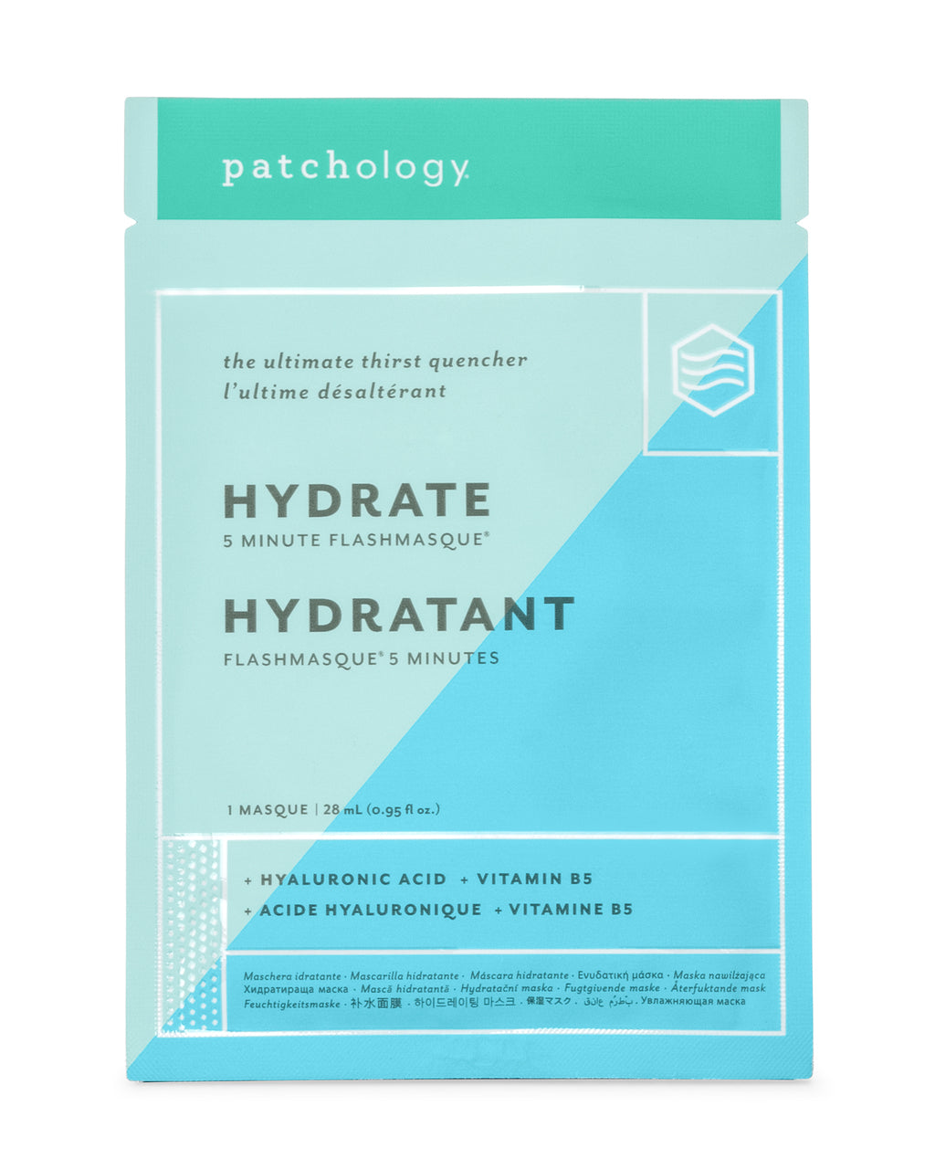 Patchology Hydrate