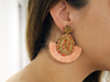 Peachy Keen Earrings