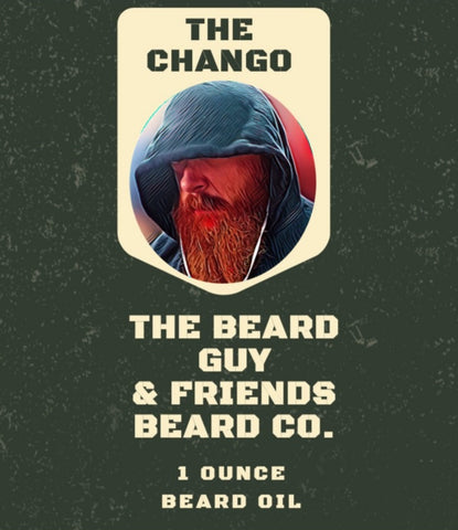 The Chango Beard Oil (1oz)