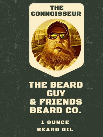 The Connoisseur Beard Oil (1oz)