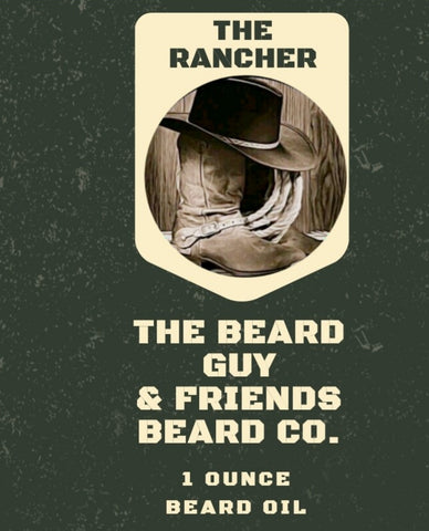The Rancher Beard Oil (1oz)