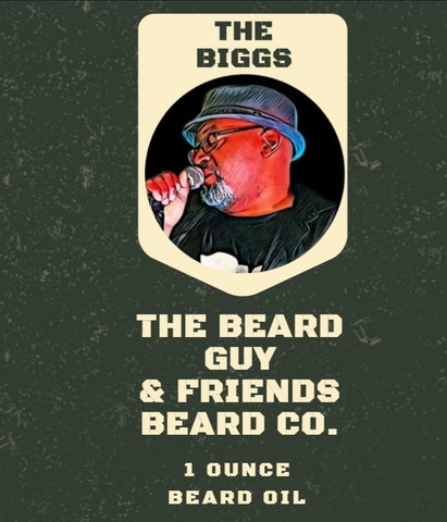 The Biggs Beard Oil (1oz)