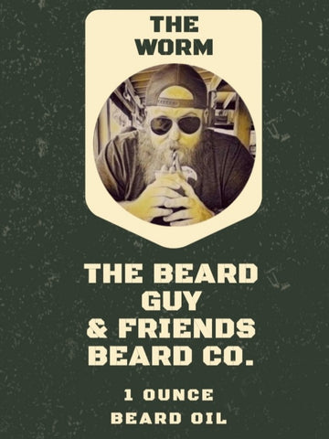 The Worm Beard Oil (1oz)