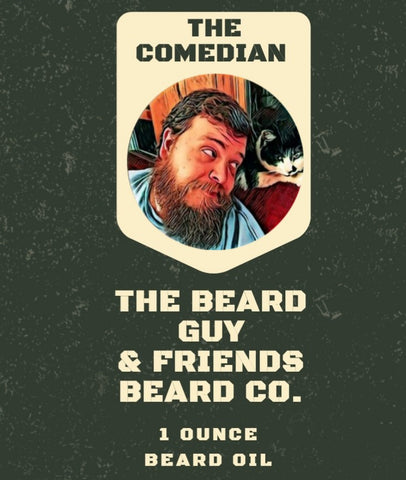 The Comedian Beard Oil (1oz)