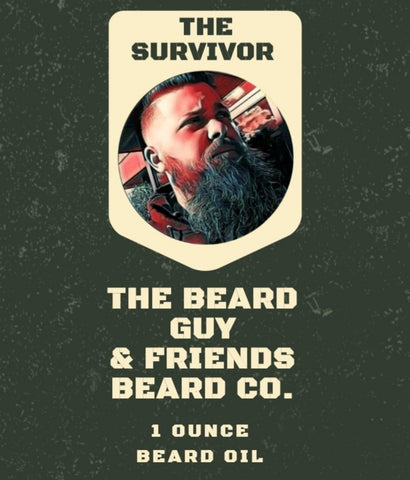 The Survivor beard oil (1oz)