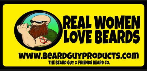 Real Women Love Beards