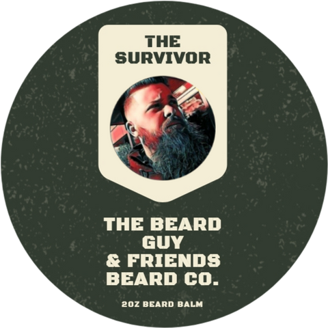 The Survivor Beard Balm (2oz)