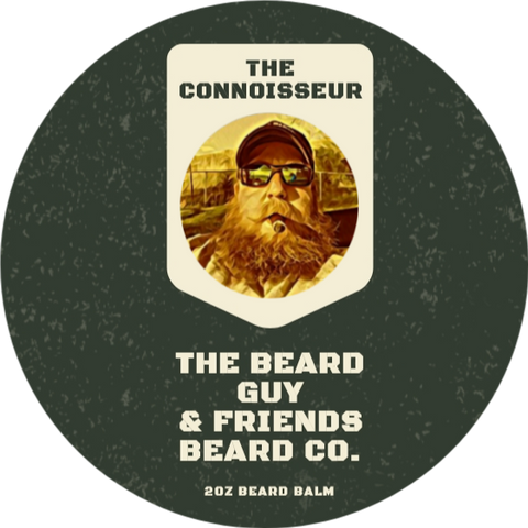 The Connoisseur 2oz Beard Balm