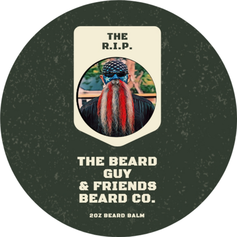 The RIP Beard Balm (2oz)