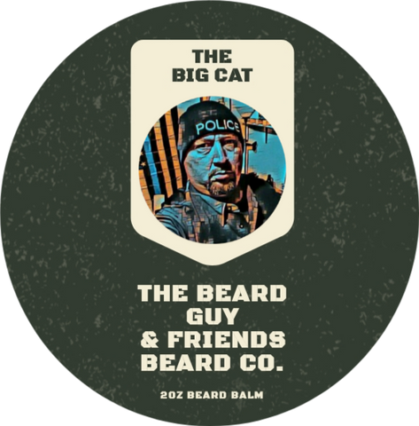The Big Cat Beard Balm (2oz)