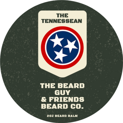 The Tennessean Beard Balm (2oz)