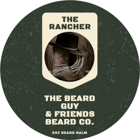 The Rancher Beard Balm (2oz)