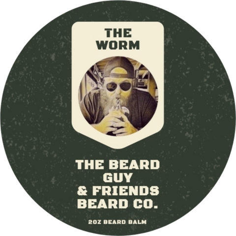 The Worm Beard Balm (2oz)