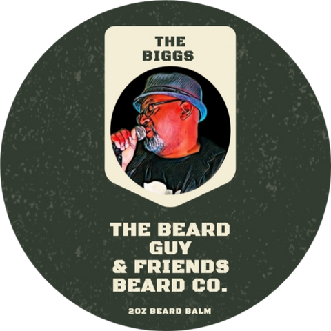 The Biggs Beard Balm (2oz)