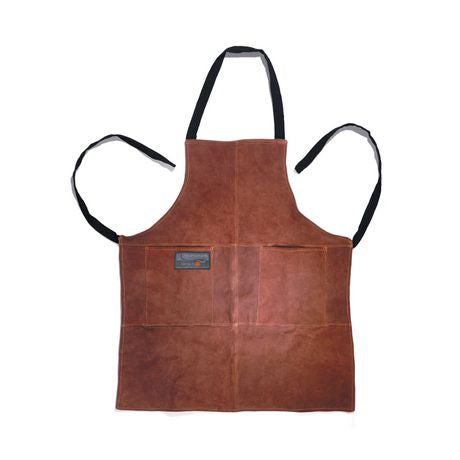 Leather Barbeque Apron