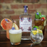 Borrago #47 Paloma blend 500ml Citrus, Spice, Pepper