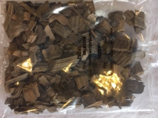 Oak Chips , Stick and Shavings