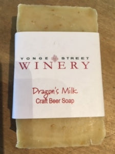 Dragon's Milk Hand Made Craft Beer Soap