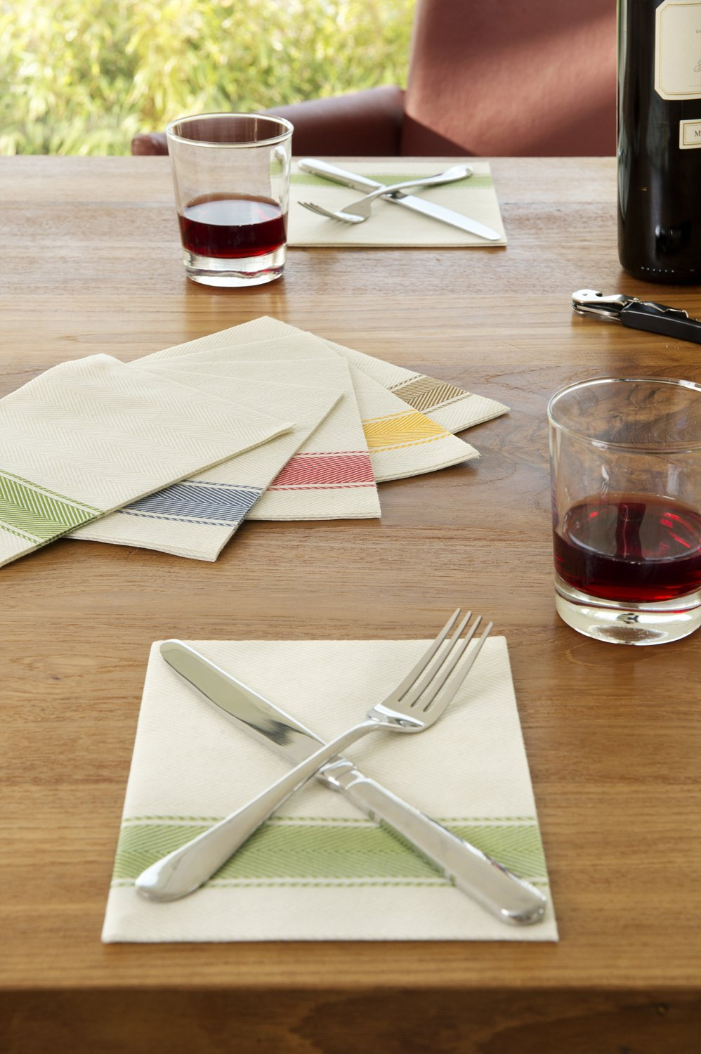Fibre Napkins by The Napkins