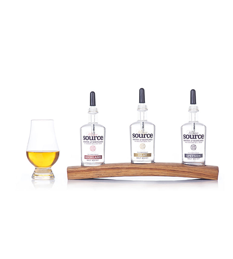 Whisky Water Pipette