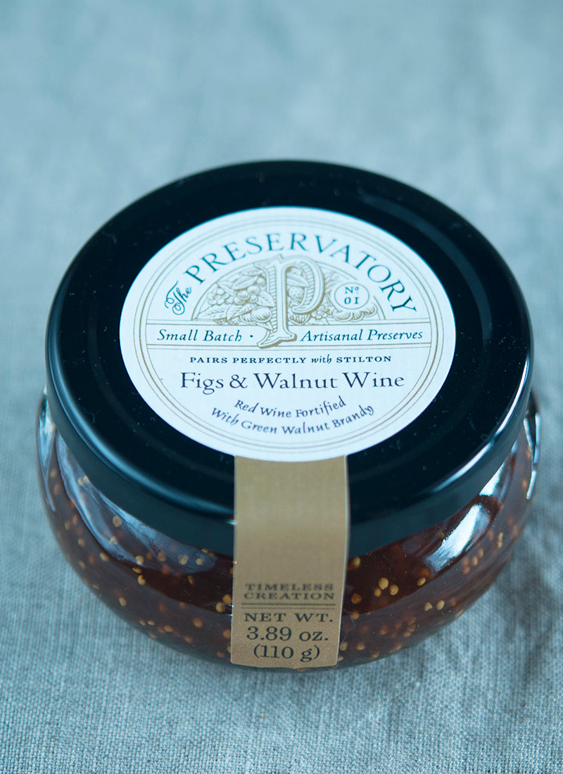 Figs & Walnut Wine Preserve