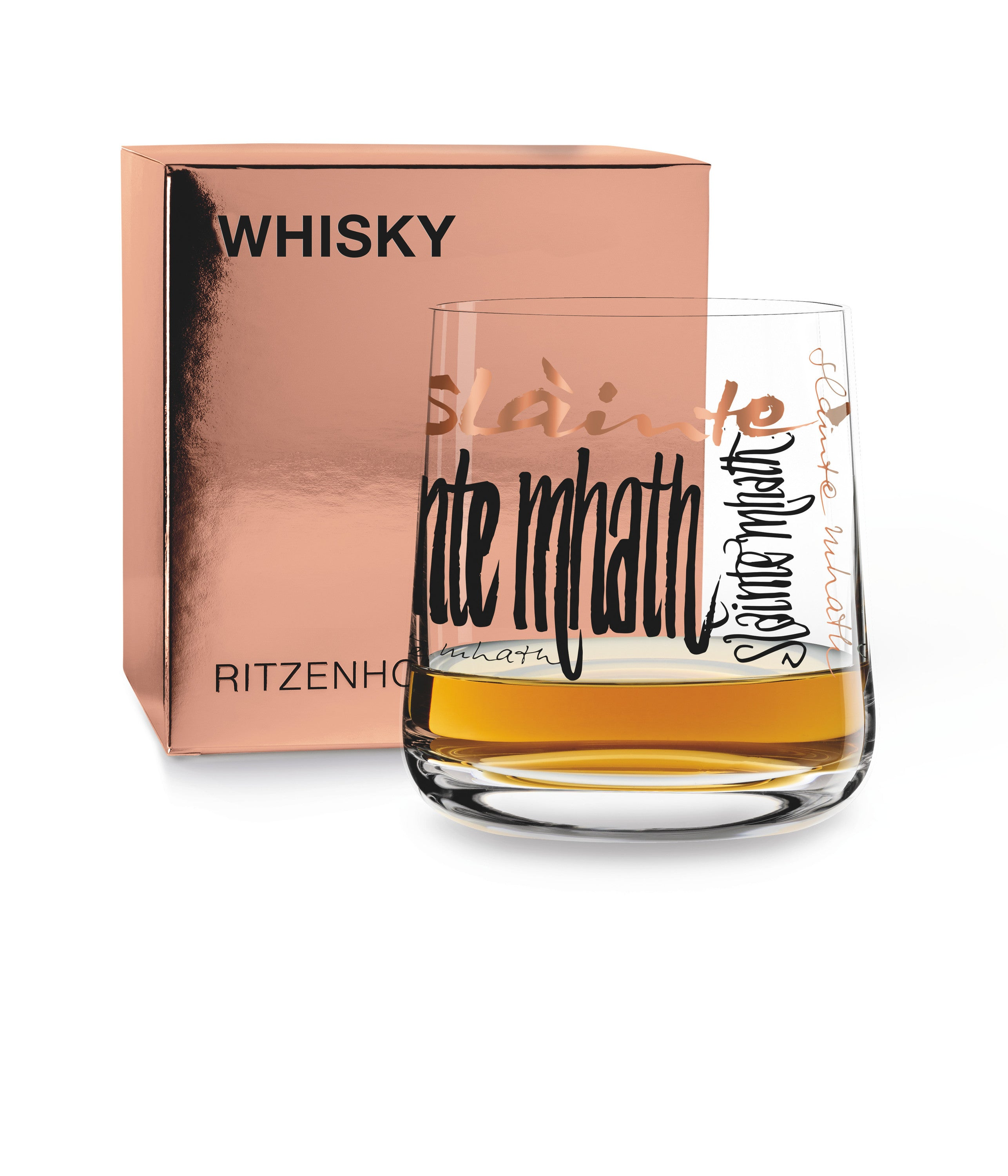 Ritzenhoff Whiskey by Claus Dorsch