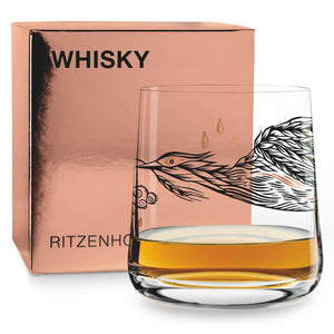 Ritzenhoff Whiskey by Olaf Hajek