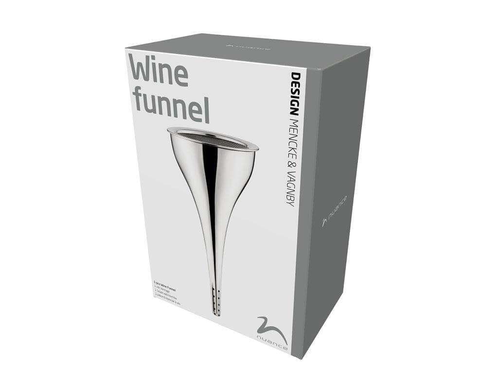 Nuance Wine Funnel