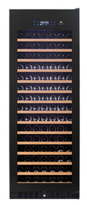 Wine Cellr Wine Fridge Single Temperature Zone Holds 194 bottles