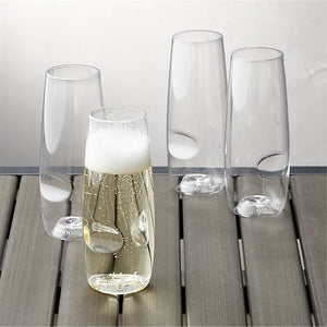 Govino Shatterproof Dishwasher Safe BPA Free Glasses