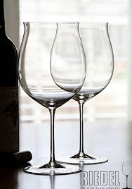 RIEDEL Sommelier Burgundy Grand Cru Glass Set of 2
